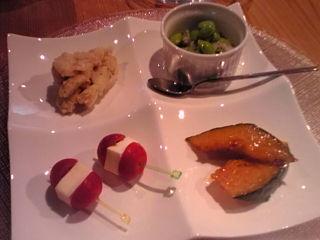 サラダ 4種