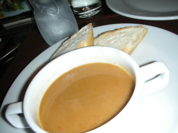 ロブスターのスープ