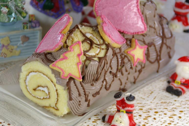 ノエルのケーキ
