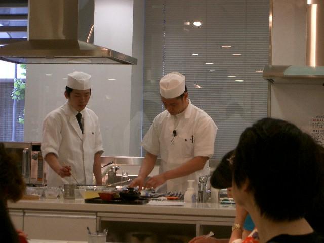 高橋先生と片倉先生