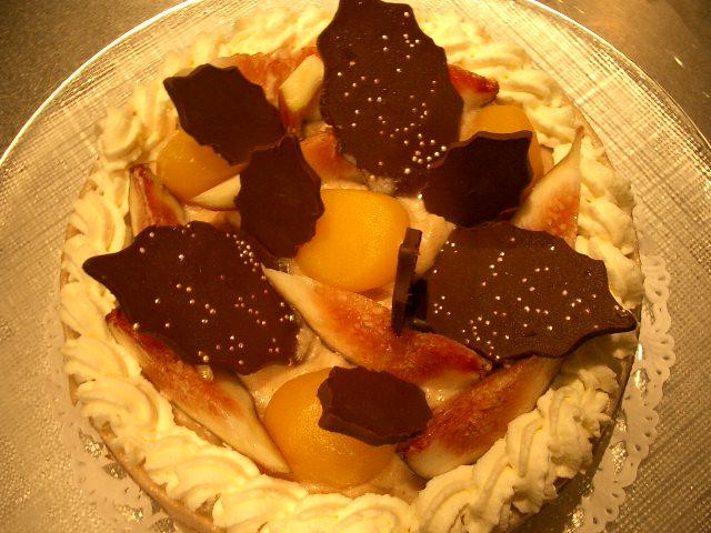 今月のケーキ