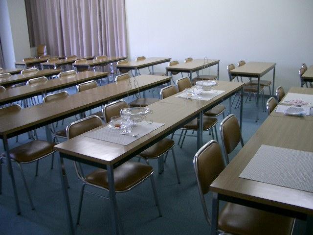 朝日会館 教室