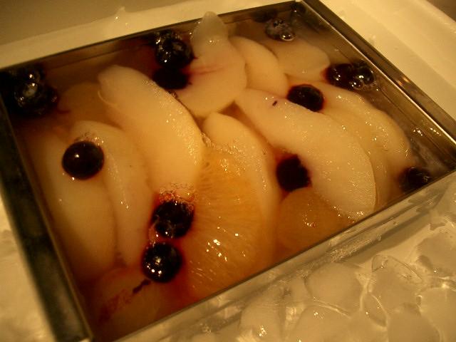 季節のフルーツ寄せ