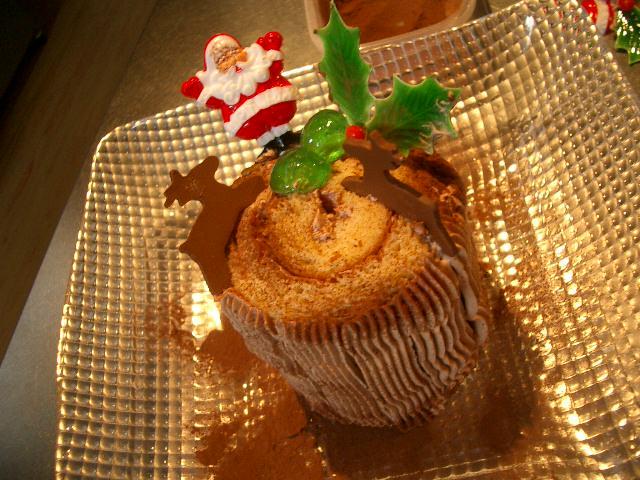 クリスマスケーキ~