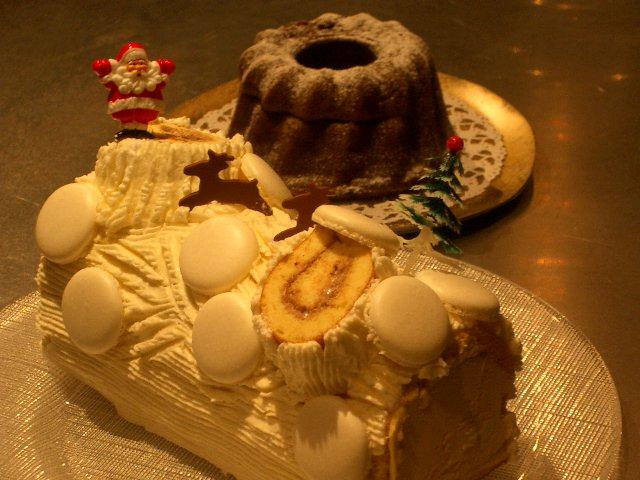 今月のケーキ!