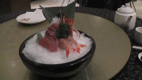 海鮮料理1000元コース