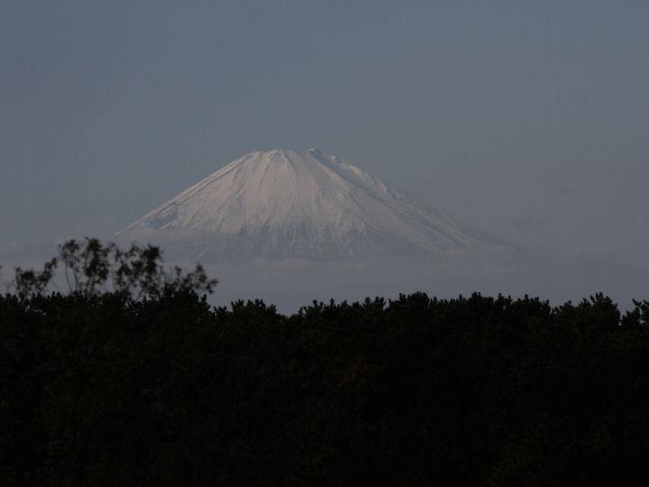 富士山 from 栄区-7D2_9450