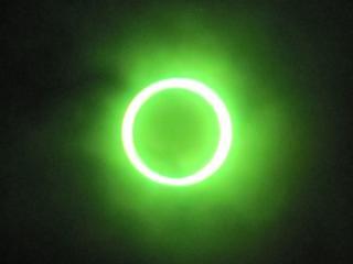 金環日食_リング