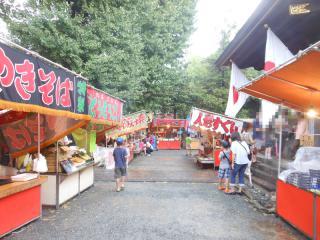 稲荷神社_秋祭り_02