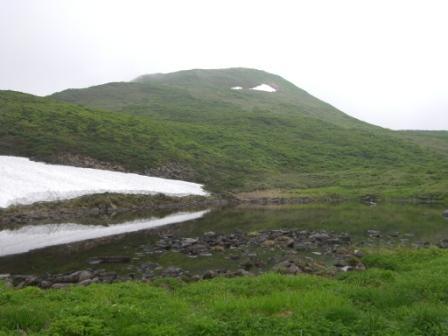100704焼石岳
