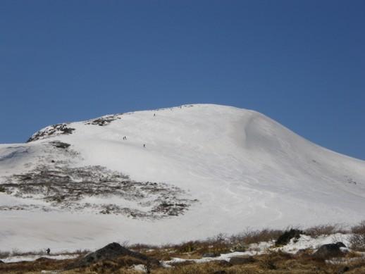 0415焼石岳山頂