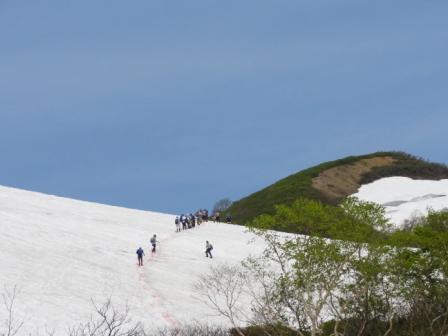 120603大雪渓