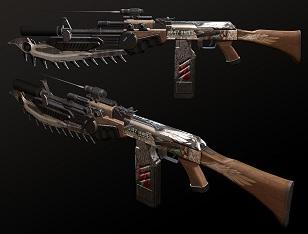 AK47(ISR) Angel