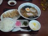 栃木・餃子定食