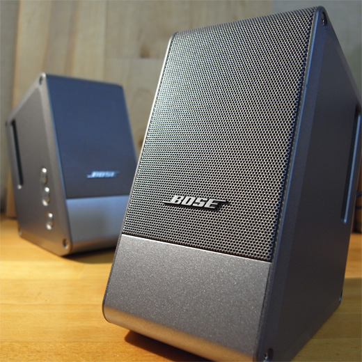 bgm bose m2 computer musicmonitor. Black Bedroom Furniture Sets. Home Design Ideas