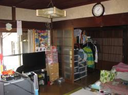 貴田邸改修前 縮小