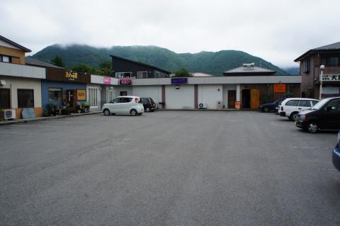 吉田のうどん ちゃおめん 駐車場