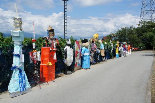 長崎かかし祭り 外観
