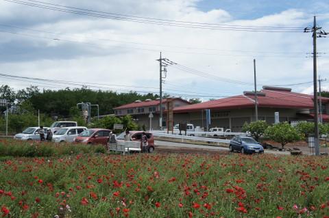 ポピー 甲斐市 駐車場