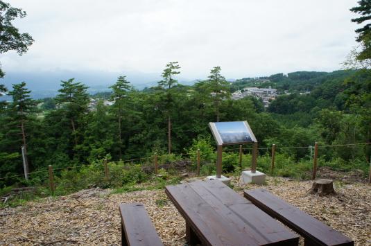 穂坂自然公園 眺め1