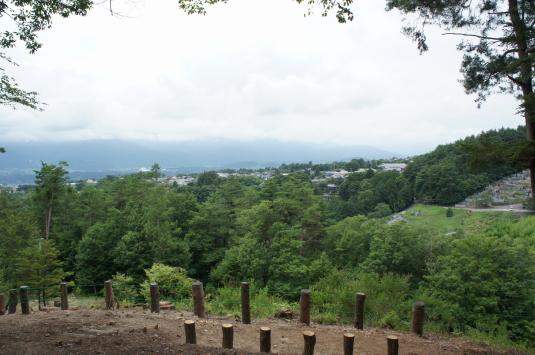 穂坂自然公園 眺め2