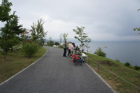 山中湖報湖祭 平野会場