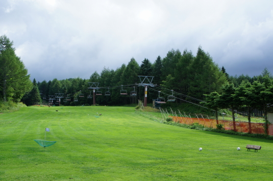 リリーパーク ターゲットバードゴルフ