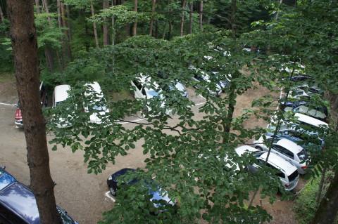 フォレストアドベンチャー 駐車場