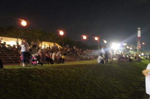 鵜飼い 観客