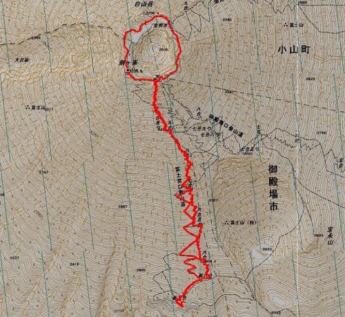 140918 富士山