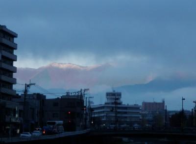 丹沢の雪101208