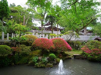 「パワースポット」の中心「筑波山神社」