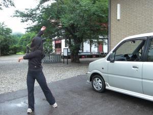 初!ラジオ体操