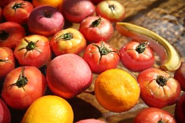 わさび平の果物