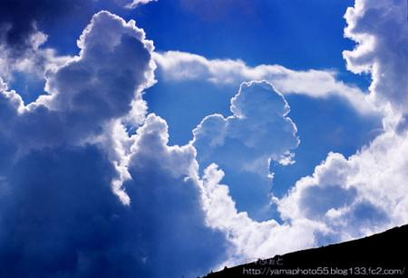 夏の雲ノ平02