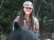 熊を倒した女子高生