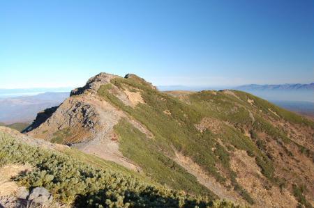 2横岳と硫黄岳11