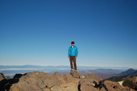 2横岳山頂19