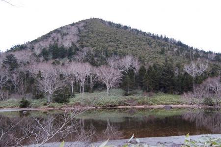 2峰の大池へ29