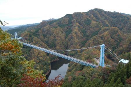大吊橋・竜神峡2