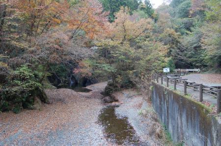 亀ヶ淵・竜神峡