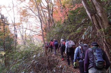 上山ハイキングコース25