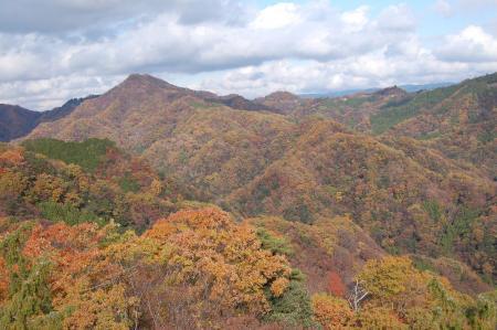 上山ハイキングコース27