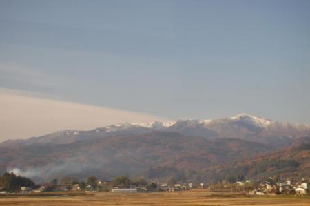 安達太良山2