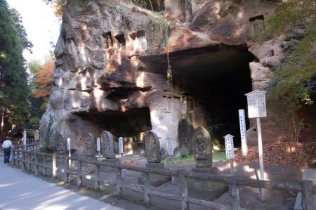 瑞巌寺洞窟群20