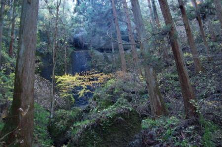 ハッチメ滝44