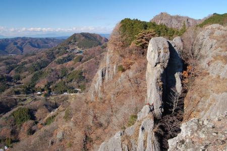 鷹取岩30