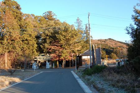 羽梨山神社1