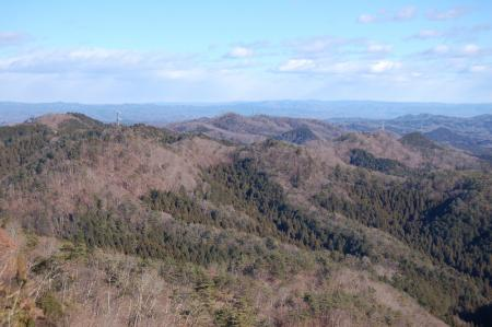 鶏足山26