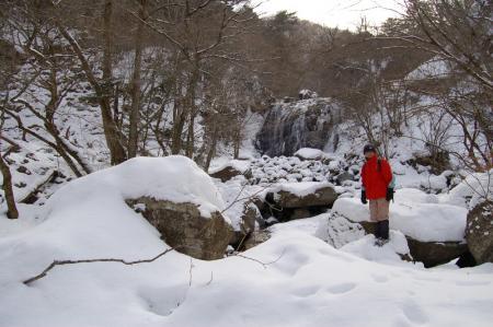 ホウコウヘキレキの滝7